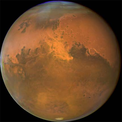 """NASA Discovers Water On Mars? Big Deal! Read """"Terminal Reset"""" to Find the Truth!"""