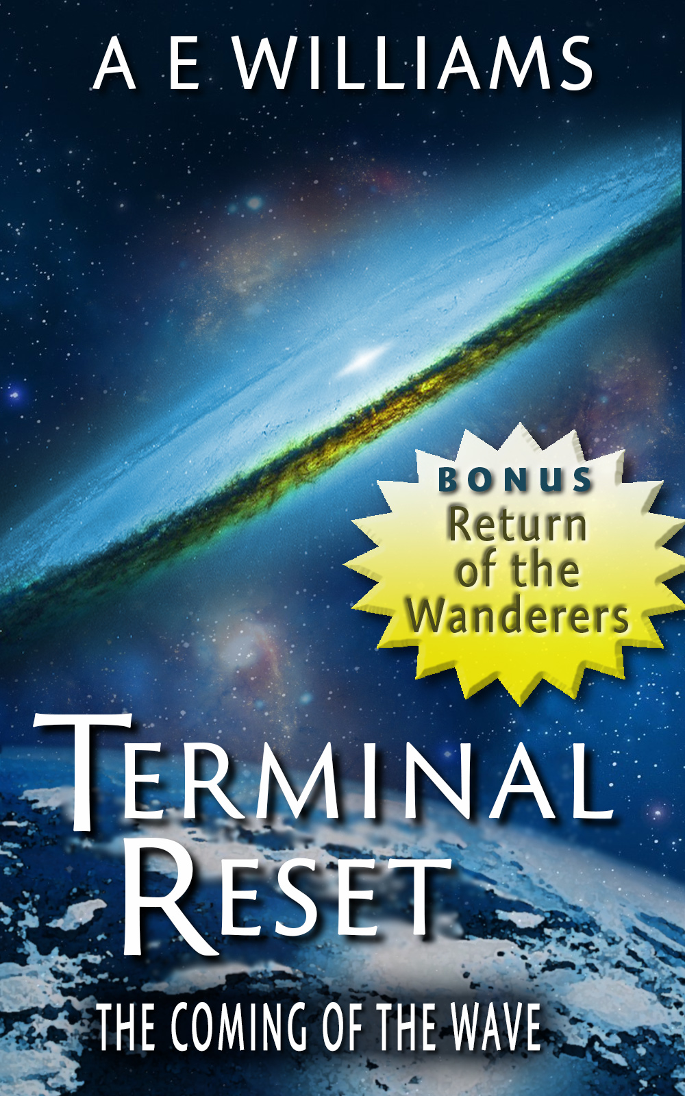 Terminal Reset - Book One