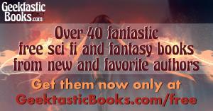Geektastic Book Deals!