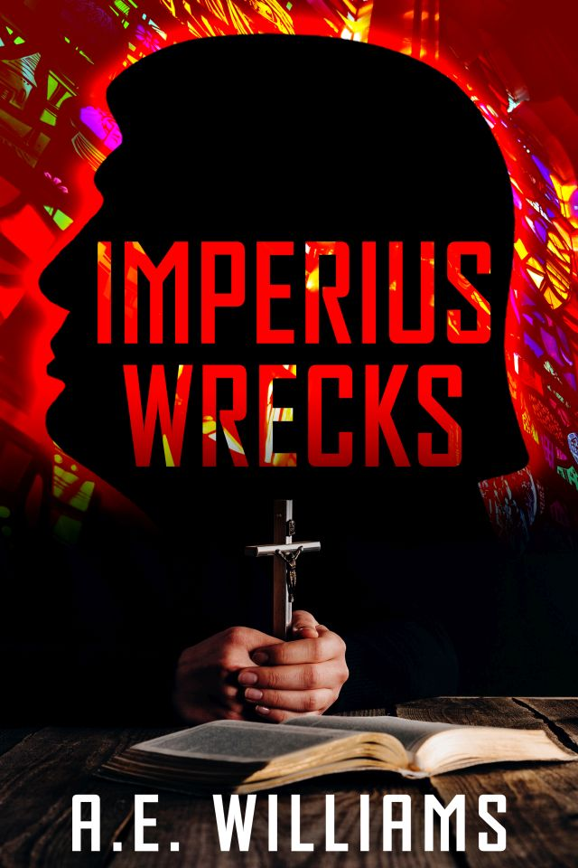 'Imperius Wrecks,' Now On Amazon!