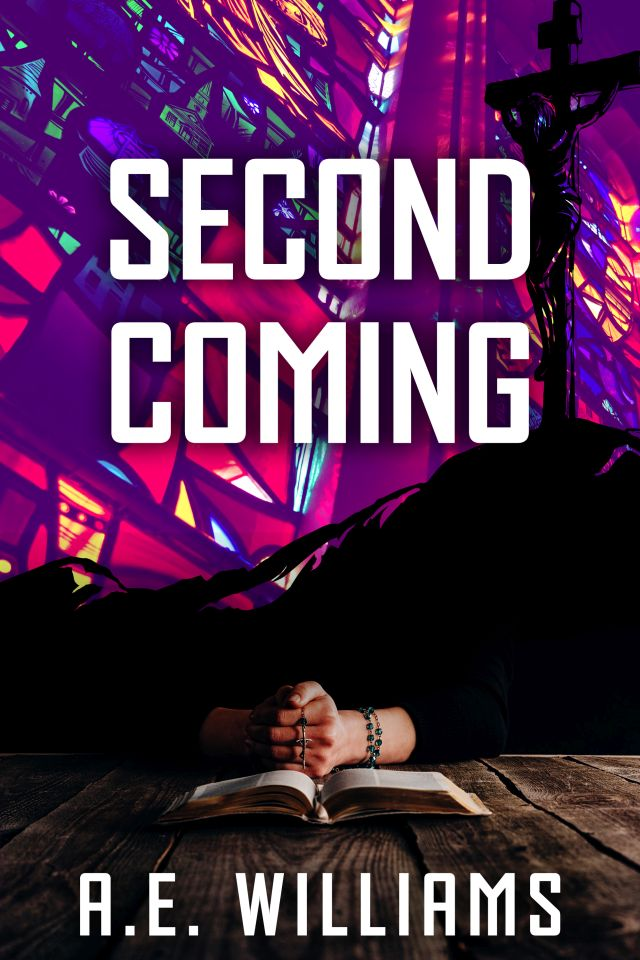 'Second Coming,' Now On Amazon!